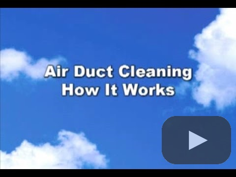 Air Duct Cleaning-How It Works